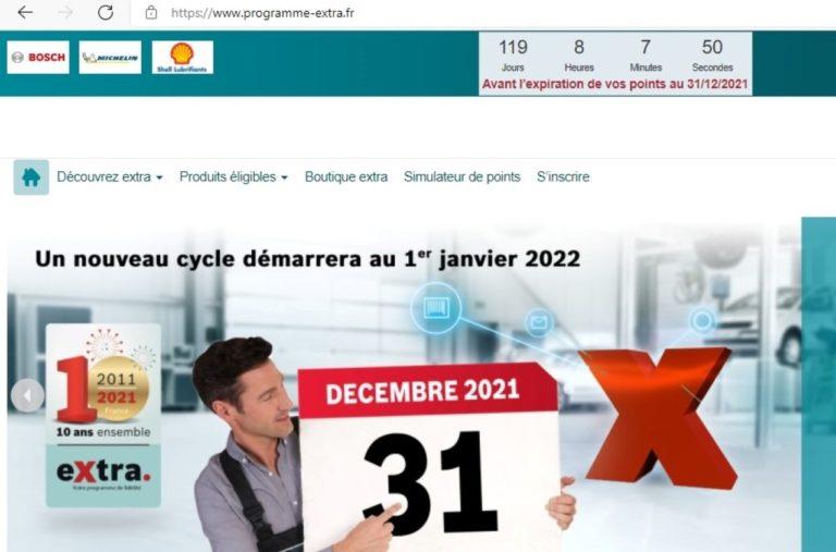 En dix ans, plus de 10 000 garagistes français ont collecté plus de 75 millions de points et remportés plus de 50 000 articles récompensant leur fidélité au programme.
