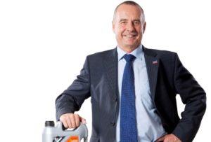 Ernst Prost, charismatique directeur général du groupe Liqui Moly.