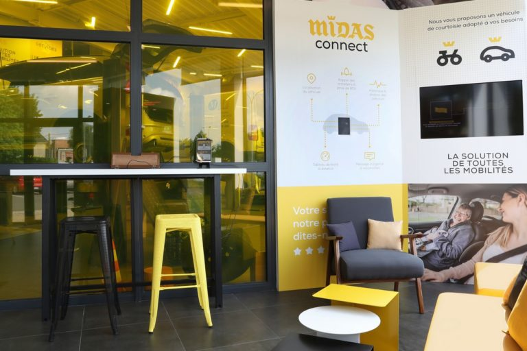 L'enseigne de réparation rapide ouvrira en décembre 2021 son premier centre Midas City, un format dédié aux centres-villes, avec une offre consacrée aux mobilités douces.
