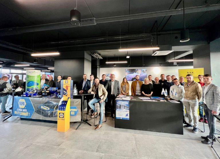 Dans le cadre de Garage Expo, le distributeur TPA a donné rendez-vous à ses clients dans le stade du FC Metz le 8 octobre.