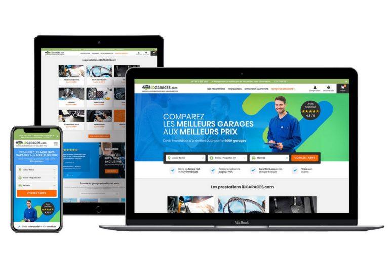 Avec une levée de fonds de 8 millions d'euros, iDGarages.com va se concentrer sur le développement de sa technologie propriétaire.